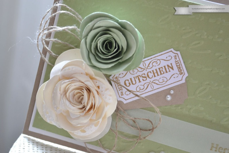 Gutschein_Ticket für dich_Farngrün_Wasabigrün_Spiralblume_2