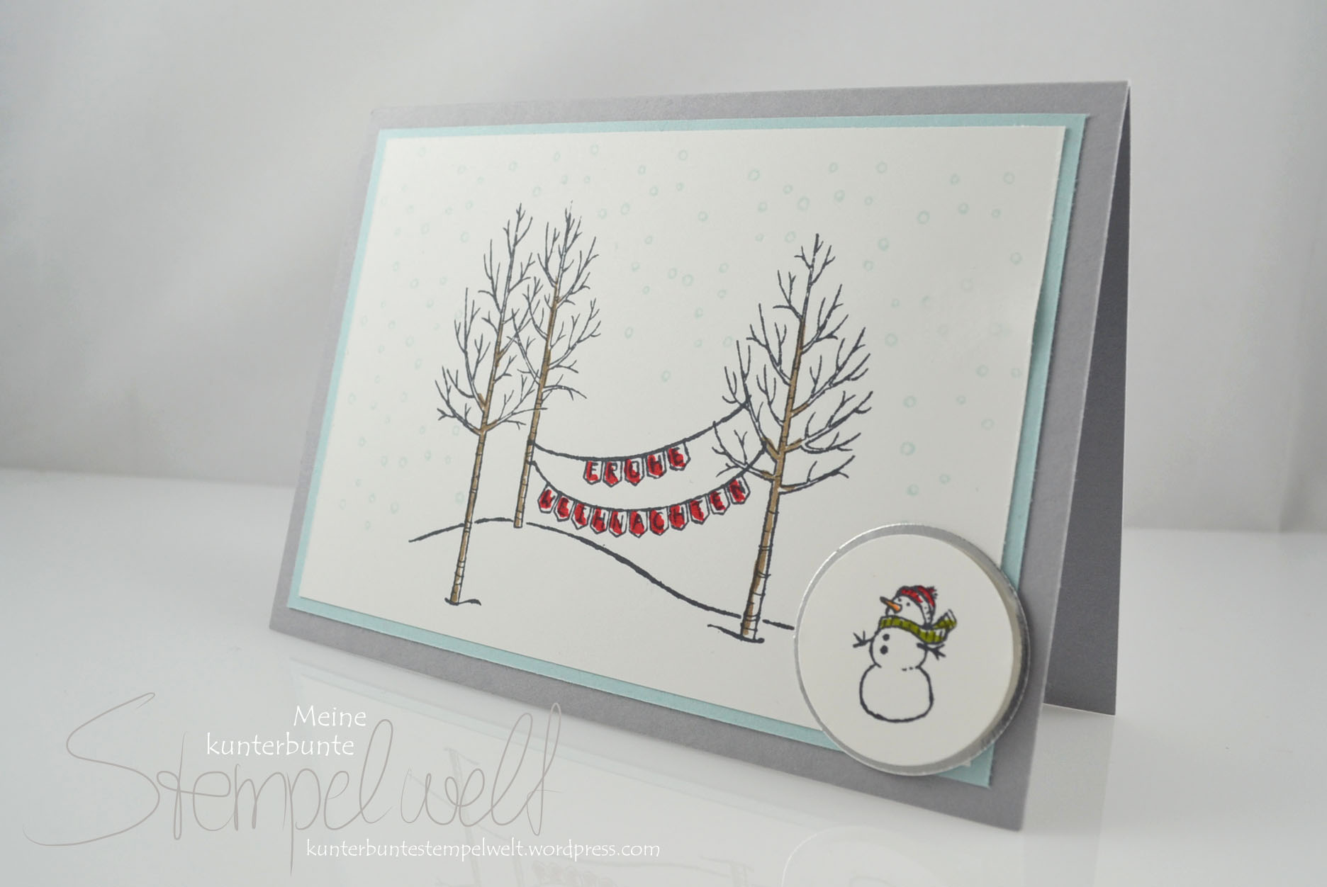 stempelset wei e weihnacht meine kunterbunte stempelwelt. Black Bedroom Furniture Sets. Home Design Ideas