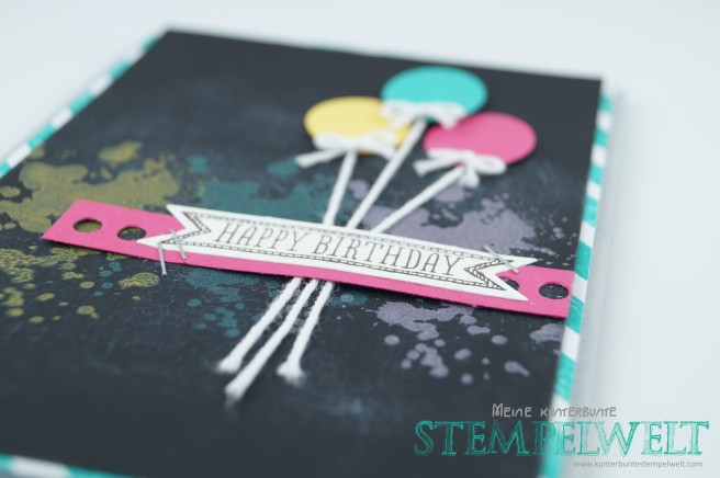 Stampin´ Up!_Geburtstagskarte_Kreide Technik-Signalfarben_Kreidetinte_Sketched Birthday_2