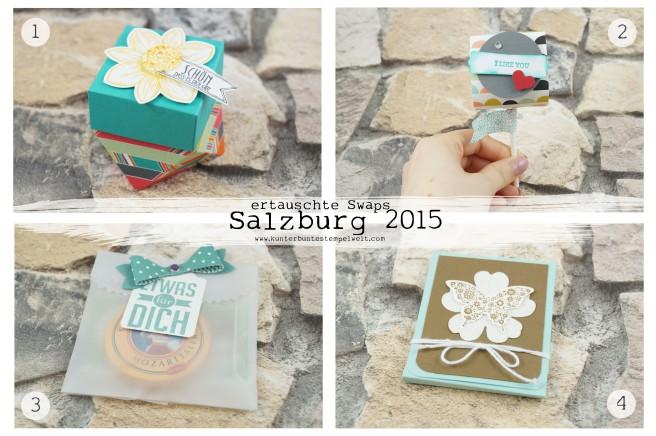 Stampin´ Up!_Swaps_Salzburg 2015_Überregionales Demotreffen_1