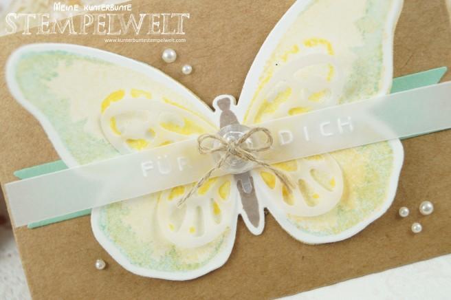 Stampin´ Up!_Watercolor Wings_Gutschein_Rubbellos selber machen_Thinlitsform Umschlag für Geschenkkarte_Framelits Schmetterling_Dymo_2
