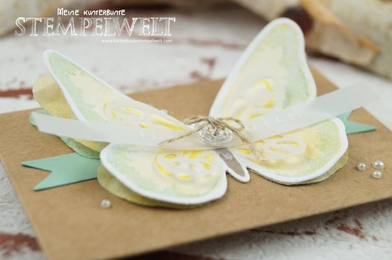 Stampin´ Up!_Watercolor Wings_Gutschein_Rubbellos selber machen_Thinlitsform Umschlag für Geschenkkarte_Framelits Schmetterling_Dymo_7
