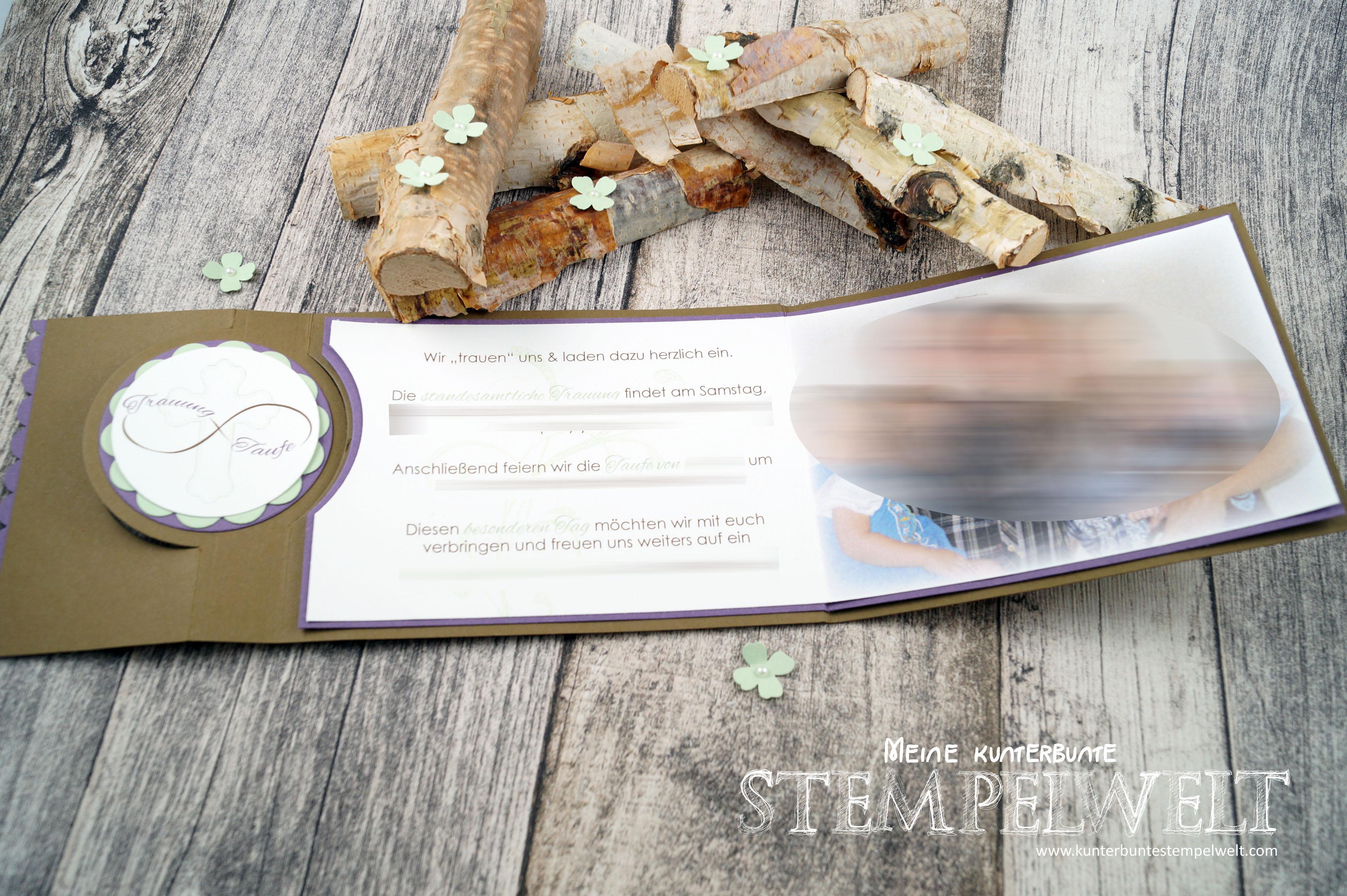 Stampin´ Up!_Everything  Eleanor_Hochzeit_Taufe_Kombieinladung_Wildleder_Pistazie_Pflaumenblau_Pop  Uo Card_Thinlits Pop Up Karte Kreis_4
