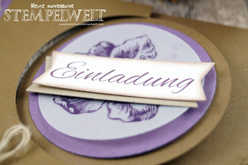 Stampin´ Up!_Everything Eleanor_Hochzeit_Taufe_Kombieinladung_Wildleder_Pistazie_Pflaumenblau_Pop Uo Card_Thinlits Pop-up-Karte Kreis_3