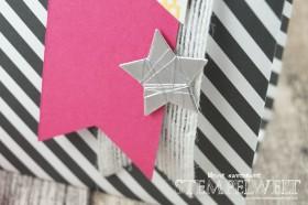 Stampin´ Up!_Stanz- und Falzbrett für Geschenktüten_Geburtstagskracher_Designerpapier im Block_Zierdeckchen Metalisch_Wassermelone_Osterglocke_Bermudablau_´7