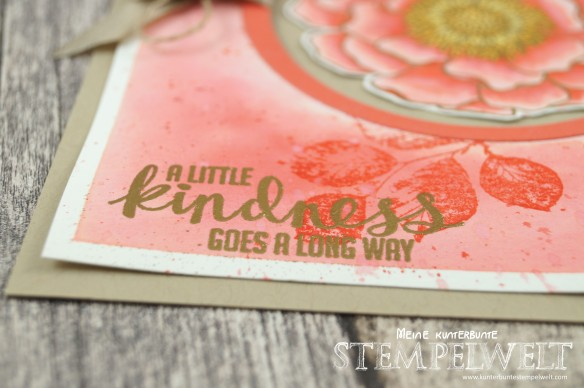 Stampin´Up!_Blended Bloom_aquarell_Kinda Eclectic_Calypso_embossing_4