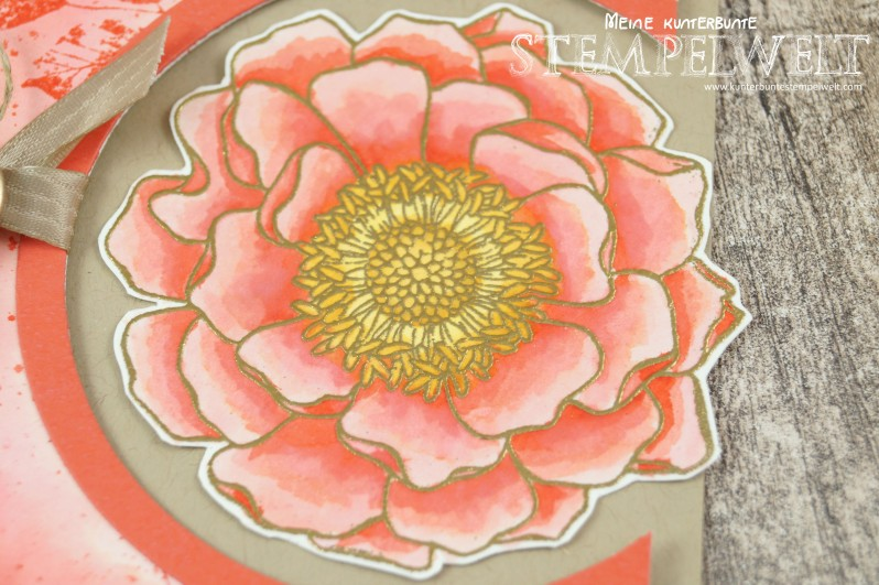 Stampin´Up!_Blended Bloom_aquarell_Kinda Eclectic_Calypso_embossing_2