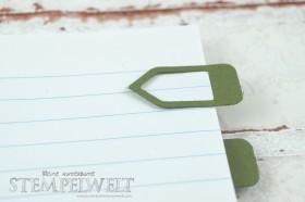 Stampin´ Up!_Tap Tap Tap_Moosgrün_Aqua Painter_Modische Muster_Thinlits Paperclips_7