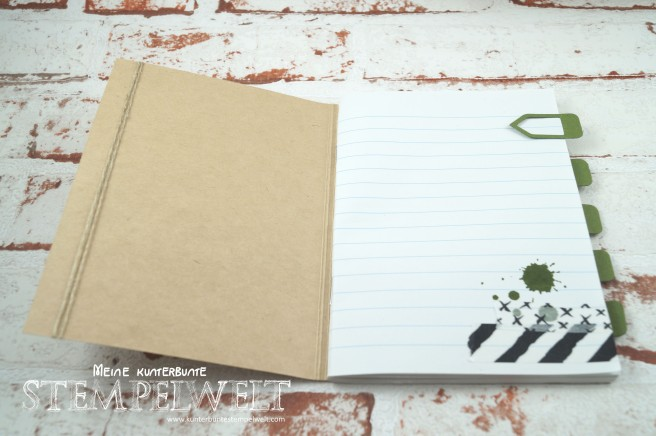 Stampin´ Up!_Tap Tap Tap_Moosgrün_Aqua Painter_Modische Muster_Thinlits Paperclips_5