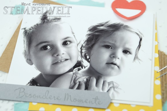 Stampin´ Up_CD-Hülle_Anleitung_Scrapbooking_Designerpapier im Block Signalfarben_Wellpappe_Miniklammern_Project Life Paper Clips_8