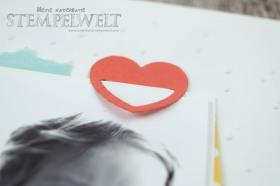 Stampin´ Up_CD-Hülle_Anleitung_Scrapbooking_Designerpapier im Block Signalfarben_Wellpappe_Miniklammern_Project Life Paper Clips_4