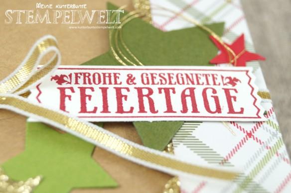 Stampin´ Up!_Teebeutel Büchlein_Anleitung_Kraft_Sterne_Nostalgische Weihnachten_2
