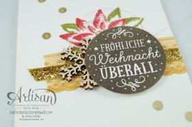 Stampin´ Up!_Zwischen den Zweigen_Weihnachtswunder_Akzente Schneeflocken_gepunktetes Spitzenband_2