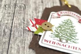 Stampin´ Up!_Nostalgische Weihnachten_Designerpapier im Block Fröhliche Feiertage_dreifach verstellbare Fähnchenstanze_6