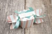 Stampin´ Up! - Artisan Design Team - Envelope Punch Board - Verpackung - Anleitung - Designerpapier Geburtstagsstrauß - 5