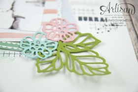 Stampin´ Up! - Artisan Design Team - Blog Hop - Rosengarten - Designerpapier - Geburtstagsstrauß - Project Life Unvergesslich - Timeless Textures - 2