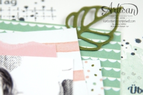 Stampin´ Up! - Artisan Design Team - Blog Hop - Rosengarten - Designerpapier - Geburtstagsstrauß - Project Life Unvergesslich - Timeless Textures - 6