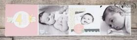 Stampin´ Up! - Artisan Blog Hop - Project Live - Hallo Baby - Mini Album - Stanz und Falzbrett für Geschenkschachteln - 4