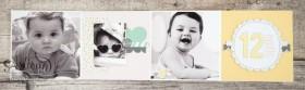 Stampin´ Up! - Artisan Blog Hop - Project Live - Hallo Baby - Mini Album - Stanz und Falzbrett für Geschenkschachteln - 12
