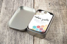 Stampin´ Up - Color Coach - Color Guide