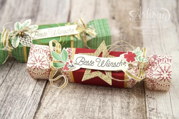 Stampin´ Up! - Artisan Design Team - Besonderes Weihnachtspapier für Weihnachten - Peace thi Christmas - Fröhliche Weihnachten - 1