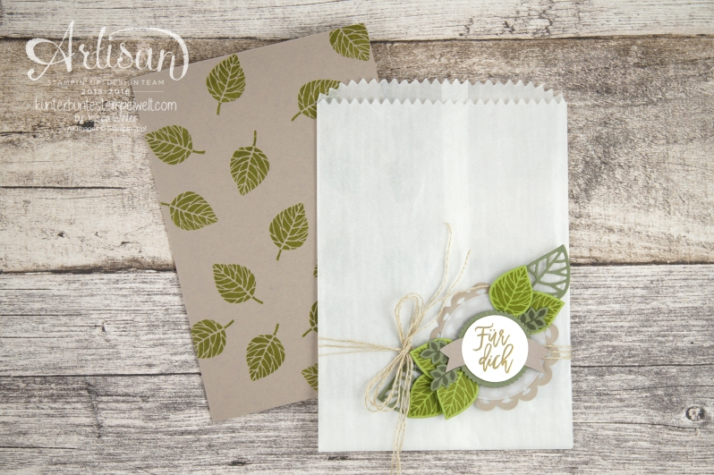 Stampin´ Up! - Artisan Design Team - Blog Hop - Wald der Worte - Beautiful Branches Thinlits - 6