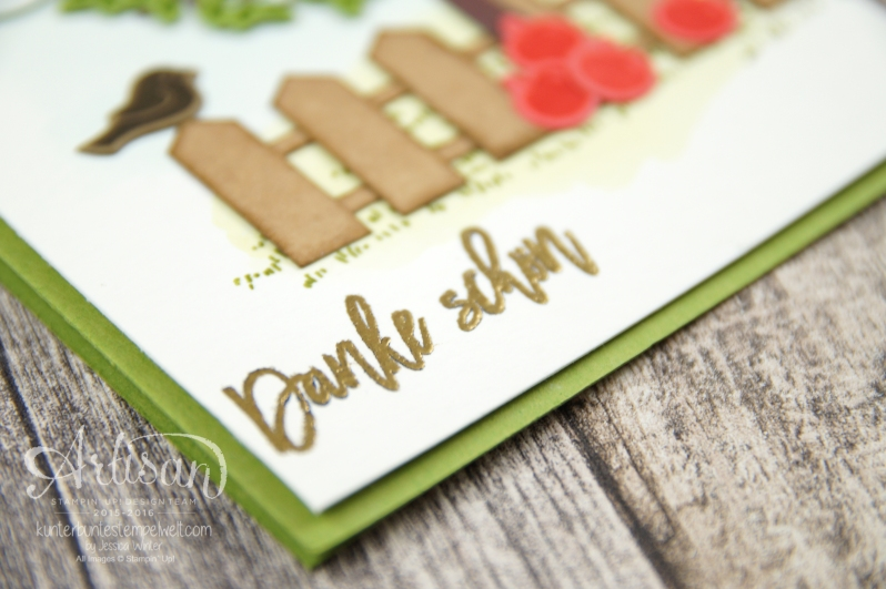 Stampin´ Up! - Artisan Design Team - Blog Hop - Wald der Worte - Beautiful Branches Thinlits - 4