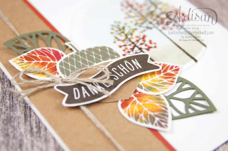 Stampin´ Up! - Wald der Worte - Thoughtful Branches - Artisan Blog Hop - 22