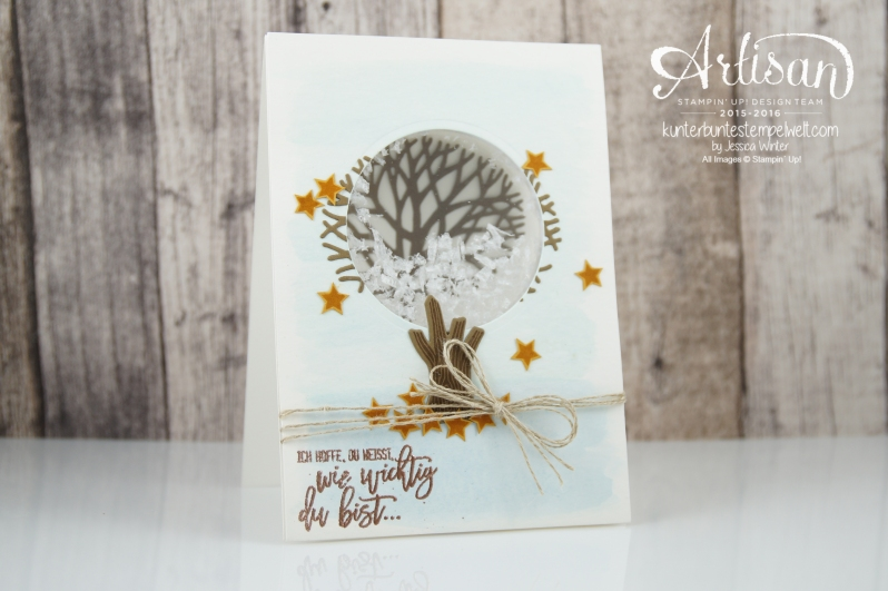 Stampin´ Up! - Wald der Worte - Thoughtful Branches - Artisan Blog Hop - 30