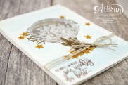 Stampin´ Up! - Wald der Worte - Thoughtful Branches - Artisan Blog Hop - 31