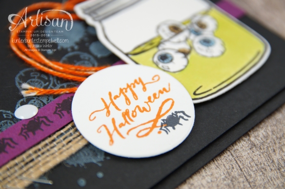Stampin´ Up! - Artisan Design Team - Jar of Haunts - Gorgeous Grunge - 3