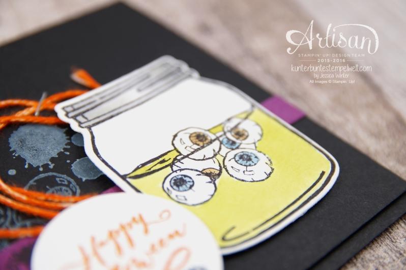 Stampin´ Up! - Artisan Design Team - Jar of Haunts - Gorgeous Grunge - 2