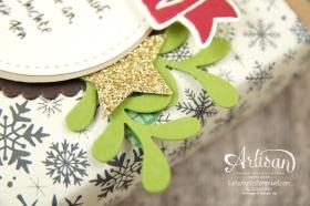 Stampin´ Up! - 15 Minuten Weihnachten - besonderes Designerpapier für Weihnachten - Labeler Alphabet - Grüße rund ums Jahr - 5