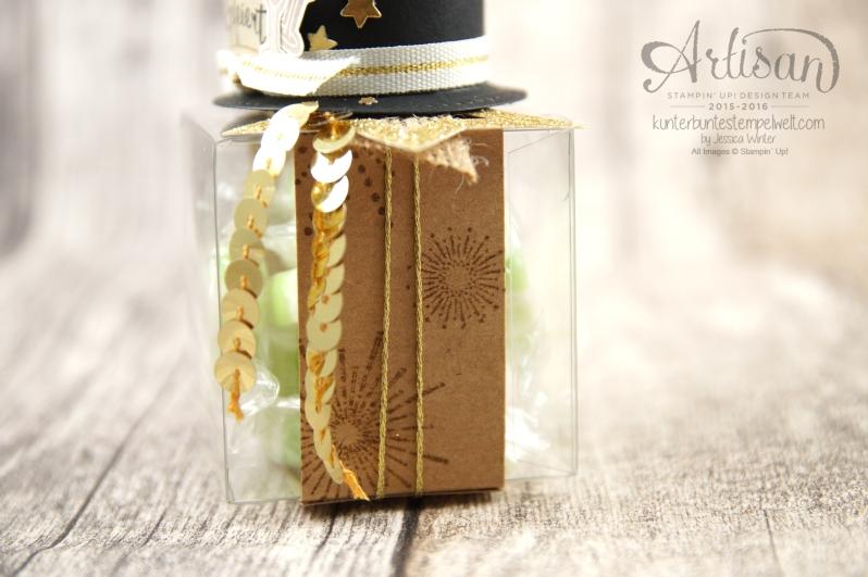 Stampin´ Up! - Artisan Design Team - es wird gefeiert - transparente Mini-Geschenkschachtel -5