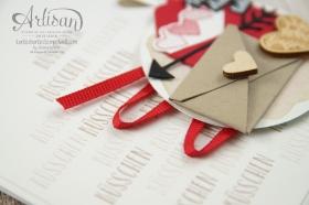 Stampin´ Up!-Artisan Design Team-Mit Gruß und Kuss-Framelits Formen Liebesgrüße-Designerpapier im Block Liebe Grüße-3
