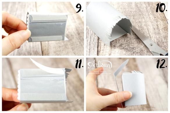 Stampin´ Up!-Mit Gruß und Kuss-Framelitsformen Liebesgrüße-Designerpapier im Block Liebe Grüße- Mini Mail Box-Anleitung-8