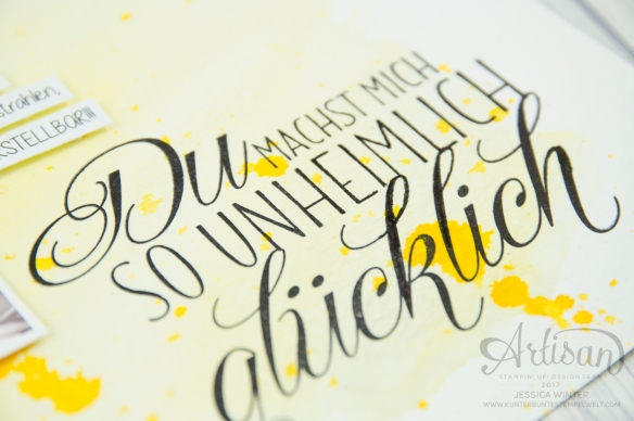 Stampin´ Up! - Für Freunde - Etwas Süßes - Akzente aus der Natur - Papierclips - Scrapbooking - 5