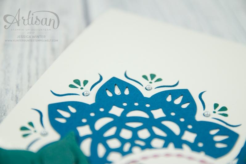 Stampin up - Artisan Design Team - Schönheit des Orients - In Color 2017-2019 - 1