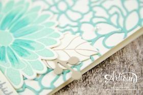 Stampin´ Up! - Framelitsformen Blütenkreation - Besondere Grüße - Thinlitsformen Liebe zum Detail - 4