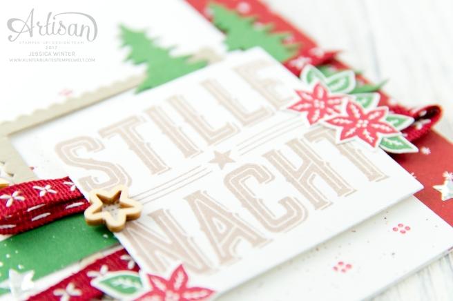 Stampin´ Up! - Artisan Design Team - Wie ein Weihnachtslied - Frmelitsformen Festtagsdesign - Acessoires Herzen & Sterne - 6