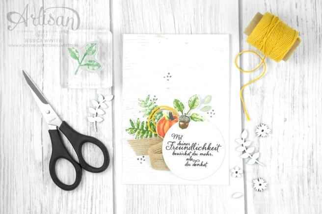 Stampin´ Up!_Artisan Design Team_Herbstanfang_Stanze Blätterzweig_Designerpapier Herbstimpressionen_2