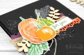 Stampin´ Up!_Artisan Design Team_Gourd Goodness_Akzente aus der Natur_Dekobordüre_