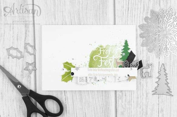Stampin´ Up!_Blog Adventkalender_Wie ein Weihnachtslied_Alle guten Wünsche_Designerpapier Weihnachtslieder_Gut Geschmückt_3