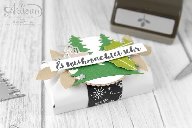Stampin´ Up!_Wie ein Weihnachtslied_Designerpapier Weihnachtslieder_Gut Geschmückt_Envelope Punch Board_1