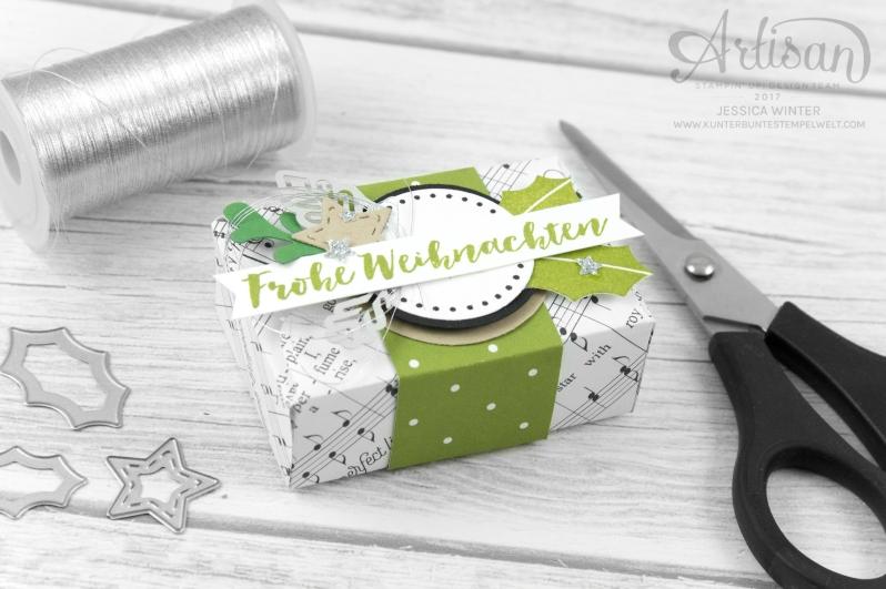 Stampin` Up!_Designerpapier Weihnachtslieder_ Designerpapier Frohes Fest_Produktpaket Gut Geschmückt_Tannenzauber_1