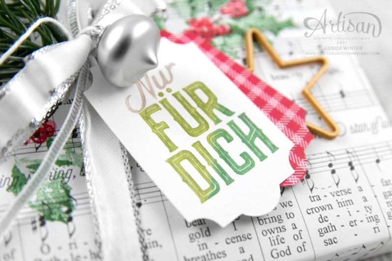 Stampin´ Up! _ Harmonische Feiertage _ Acetatschachteln für Karten _ Weihnachtliche Etiketten _Akzente Herzen und Sterne _4