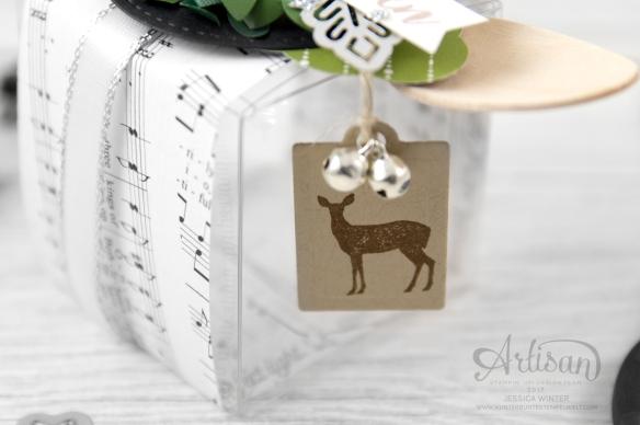 Stampin´ Up!_Mini Nutella_Buchsbaumkranz_Weihnachtslieder_Gut Geschmückt_3