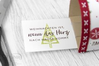 Stampin´ Up!_Unterm Mistelzweig_Designerpapier Voller Vorfreude_Gut Geschmückt_3