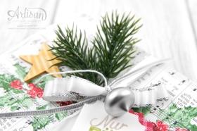Stampin´ Up! _ Harmonische Feiertage _ Acetatschachteln für Karten _ Weihnachtliche Etiketten _Akzente Herzen und Sterne _3