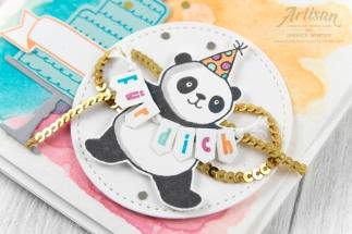 stampin up _ party pandas _ produktpaket grund zum feiern _ aqua painter- aquarell hintergrund _ 3